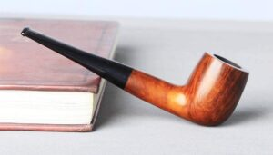 Classic Straight Long Tobacco Pipe